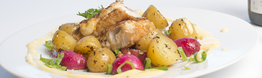Godfisken bruker fisk og skalldyr fra Fiskeruta