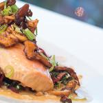 Luxuslaks,Godfisken bruker fisk og skalldyr fra Fiskeruta