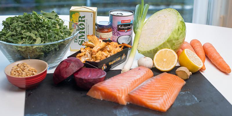 luxuslaks,godfisken,fiskeruta,fiskebilen