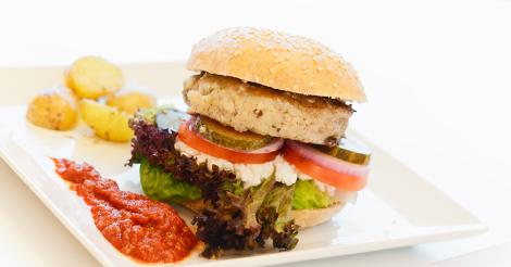 seiburger,godfisken,fiskebilen,fiskeruta