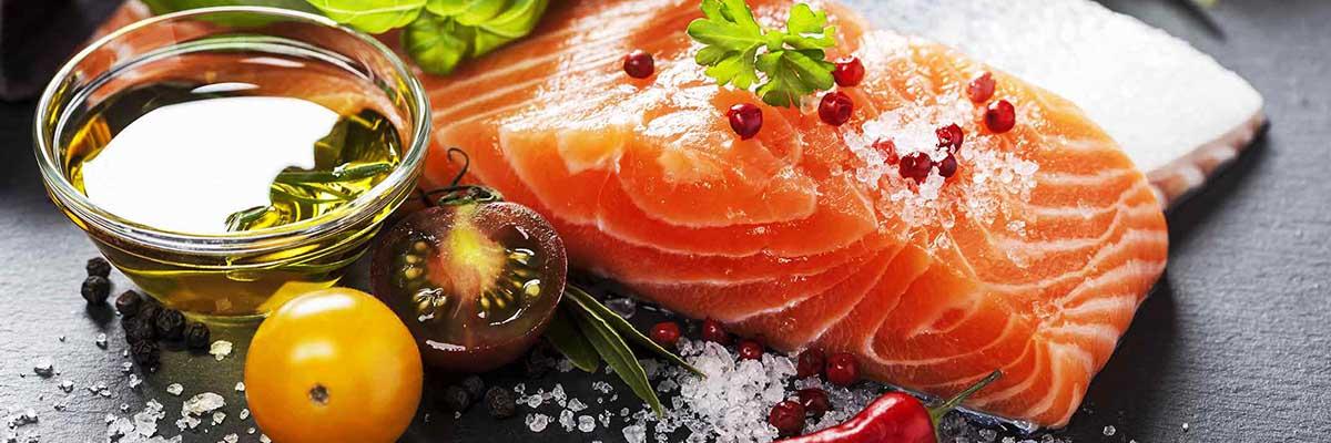 fiskeruta laks med godfisken